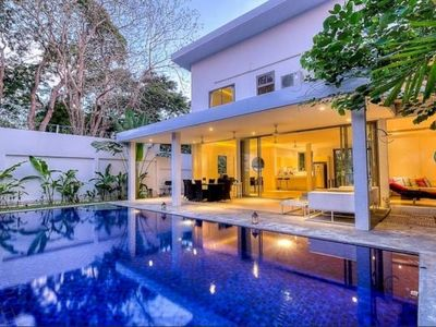 Photo for Miguel 3BR modern style pool villa