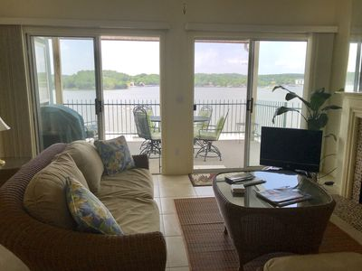 Photo for VIEWS! IMMACULATE! NEW TO RENTAL MARKET!  BOAT SLIP INCLUDED