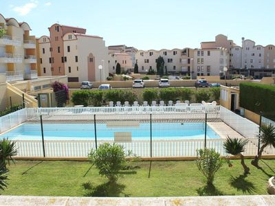 Photo for Apartment Gruissan, 1 bedroom, 4 persons