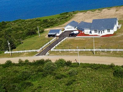 Photo for JEWEL ON THE OCEAN...Spectacular Executive Waterfront Home in beautiful Cape Breton, NS
