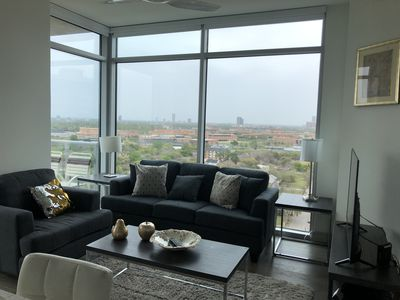 Photo for 6. Beautiful 2 bedroom  fully furnished apartment Medical Center
