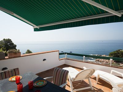 Photo for Apartment Cala Salionç in Tossa de Mar - 7 persons, 3 bedrooms