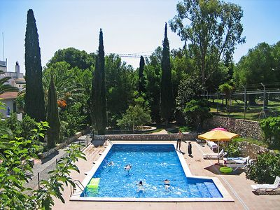 Photo for Apartment Masia Torrents in Cunit - 4 persons, 2 bedrooms