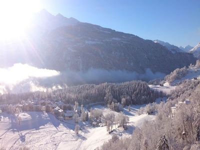 Photo for Apartment Marmotta in Laax - 6 persons, 2 bedrooms