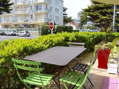 Photo for BEAUTIFUL APARTMENT OF 3 ROOMS SEA VIEW NEAR LAJARRIGE