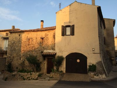 Photo for VILLAGE HOUSE VALLE CEZE CHARM