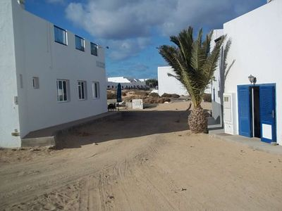 Photo for Apartment in the center of Caleta del Sebo with Internet, Balcony (969991)