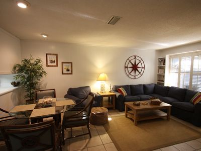 Photo for Two If By Sea- A Charming Duplex In Quiet Village Neighborhood