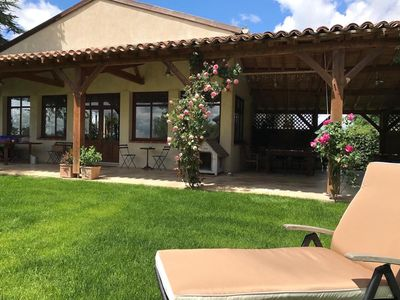 Photo for Bed and Breakfast between Toulouse and Carcassonne