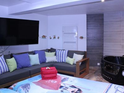 Photo for SOUPLEX 2P BALNEO APARTMENT NEAR THE CENTER OF CANNES PALACE FESTIVAL