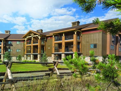 Photo for Luxury Resort 2Br Condo At Worldmark West Yellowstone West Park Entrance 3Blocks