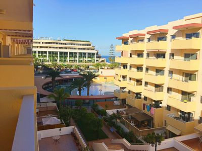Photo for Holiday House Los Cristianos with swimming pool