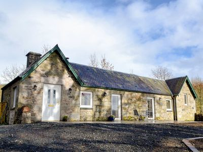 Photo for 1 bedroom accommodation in Enochdhu, near Pitlochry
