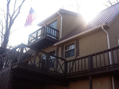 Photo for 2BR Bungalow Vacation Rental in Blue Eye, Missouri