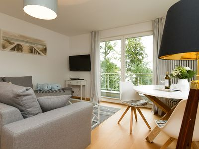 Photo for 1BR Apartment Vacation Rental in Heringsdorf (Seebad)