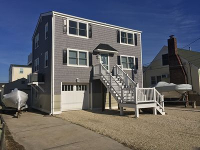 Photo for Soak up Long Beach Island from Our Relaxing Bay Side Retreat!