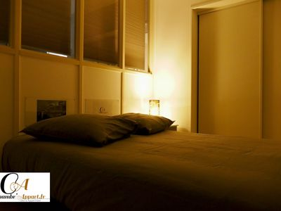 Photo for furnished studios of tourism, any comfort, TV, wifi, in full heart of city