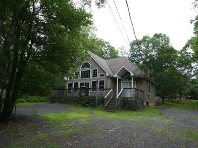 Photo for Family Friendly, Tastefully Decorated Chalet, with Hot Tub and Pool Table