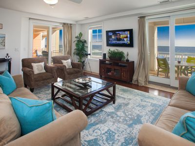 Photo for B209 Sweet Escape: 3 BR / 3 BA condominium in Virginia Beach, Sleeps 9