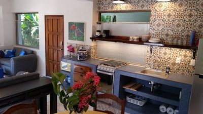 Photo for Laid Back Privacy In A 3 Unit Triplex