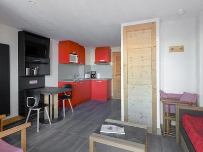 Photo for Apartment Les Coches, studio flat, 2 persons