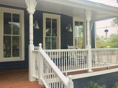 Photo for Dawson in Diggy - less than 1 mile to Alamo  - AMAZING completely remodeled home