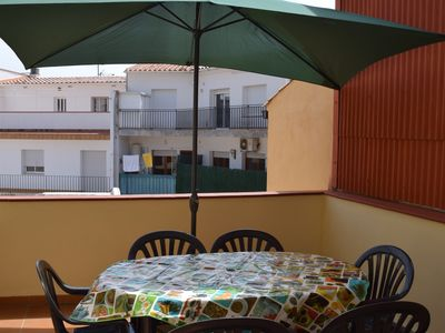 Photo for VILLA SALAMANCA, WITH TERRACE, WIFI, AIR CONDITIONING IN THE LIVING-DINING ROOM