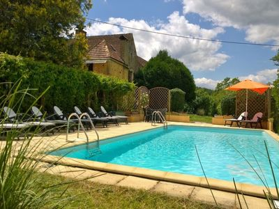 Photo for Beautiful Gite, Pool, Peaceful location, Fantastic Attractions & Activities