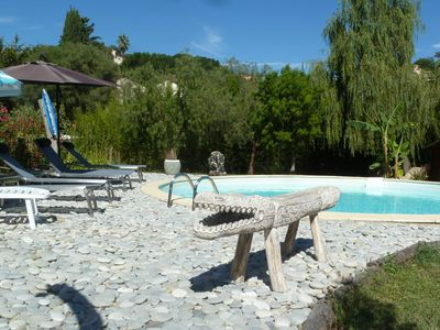 Photo for La Fontonne Villa, Sleeps 8 with Air Con and WiFi