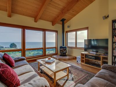 Photo for A private hot tub, shared pool, ocean views & close to Pebble Beach!
