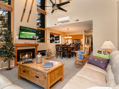 Photo for Spacious All-Suite 4BR/4BA at the Base of The Canyons Resort