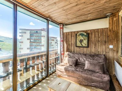 Photo for Apartments 8 pers. 50m from the slopes - Maeva Individuals - 2 Rooms 8 People Selection