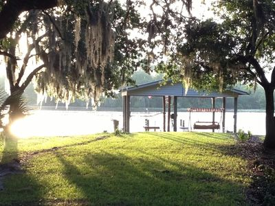 Photo for DIRECTLY ON THE ST JOHN'S RIVER,  Just  1 1/2 miles south of SR 40 bridge
