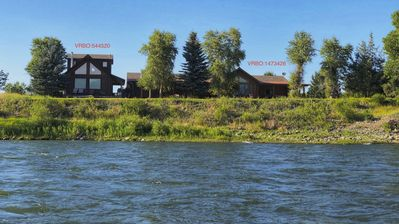 Photo for ON YELLOWSTONE RIVER Minutes to Park & Chico. Inquire about May/June discount!!!