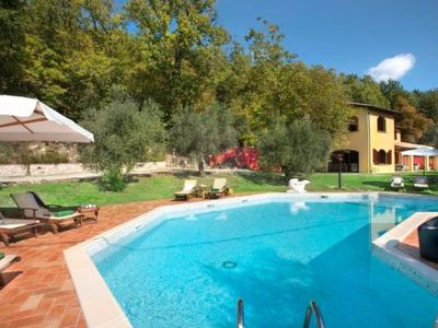 Photo for Holiday apartment Acqualagna for 7 persons with 3 bedrooms - Holiday apartment