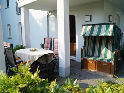 Photo for High quality equipped apartment - large terrace m. Beach chair, Waschm., 2 bicycles u. WIRELESS INTERNET ACCESS