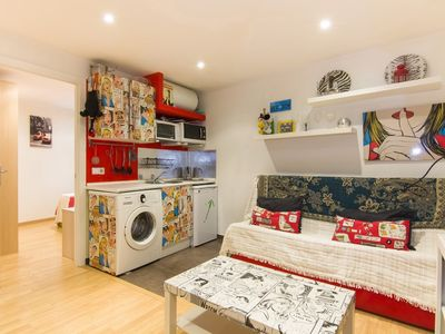 Photo for Apartment in the center of Madrid with Air conditioning (697937)