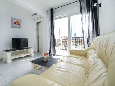 Photo for Calpe Apartment, Sleeps 3 with Air Con