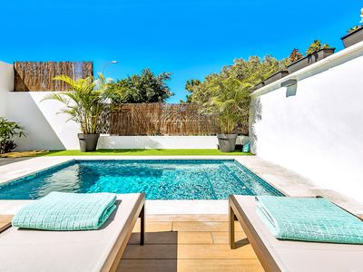 Romantic Bungalow with Private Pool & Barbeque