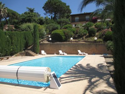 Photo for Villa provencal Suvès, with swimming pool and beautiful view on the hills