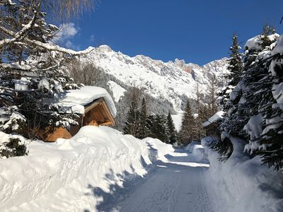 Photo for Dream apartment WILDBACH in the charming Hinterthal on the Hochkönig