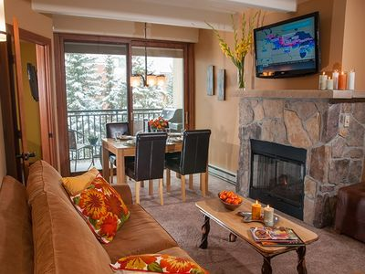 Photo for 1 Bedroom + Bunks at Antlers at Vail in Vail, Colorado