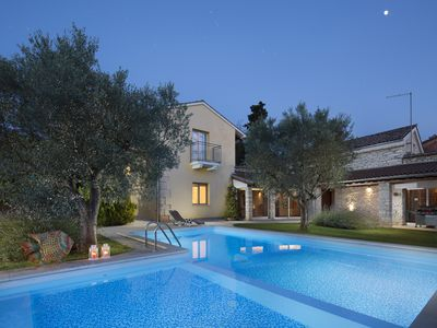 Photo for Art Villa Sis (villa with pool and 3 bedrooms)