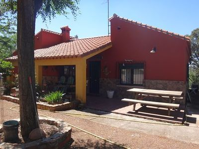 Photo for Self catering El Coscojal for 8 people