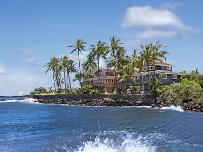 Photo for The Bay House - Oceanfront on Kukui'ula Bay!