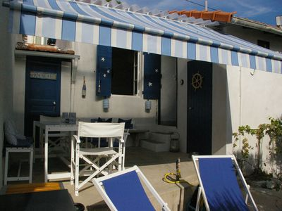 Photo for Charming Fisherman House 30m From The Beach
