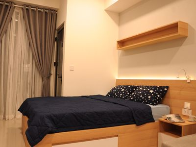 Photo for Private fully-furnished apt. close to city center