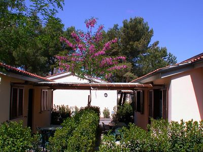 Photo for Nice apartment in holiday park with many facilities and near sandy beach