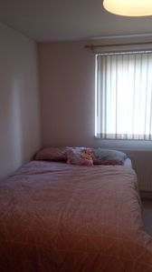 Photo for A room in a two bedroom apartment/ 1 double bed
