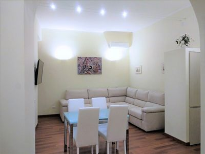 Photo for Modern apartment at Rione Monti